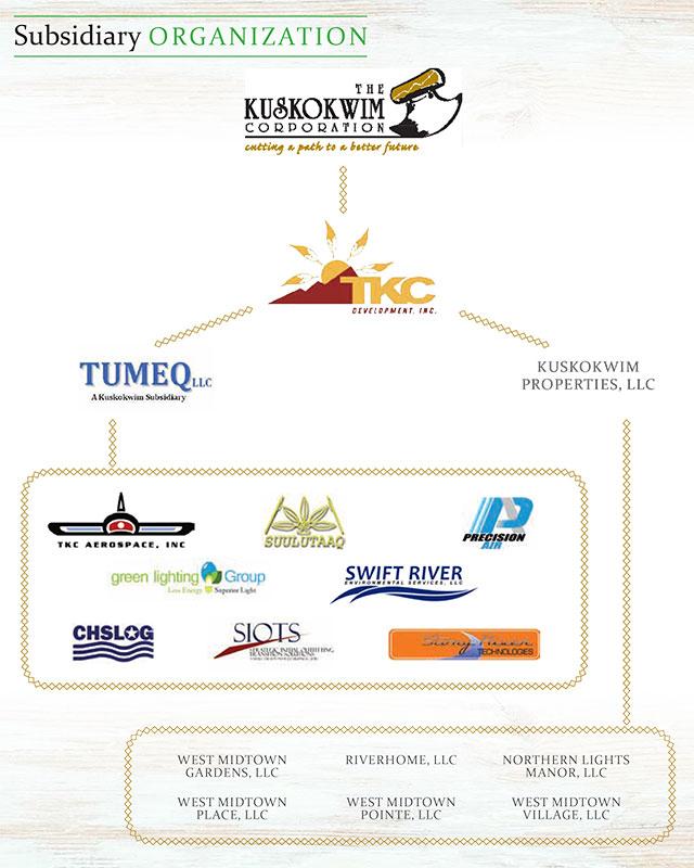 subsidiary-organization